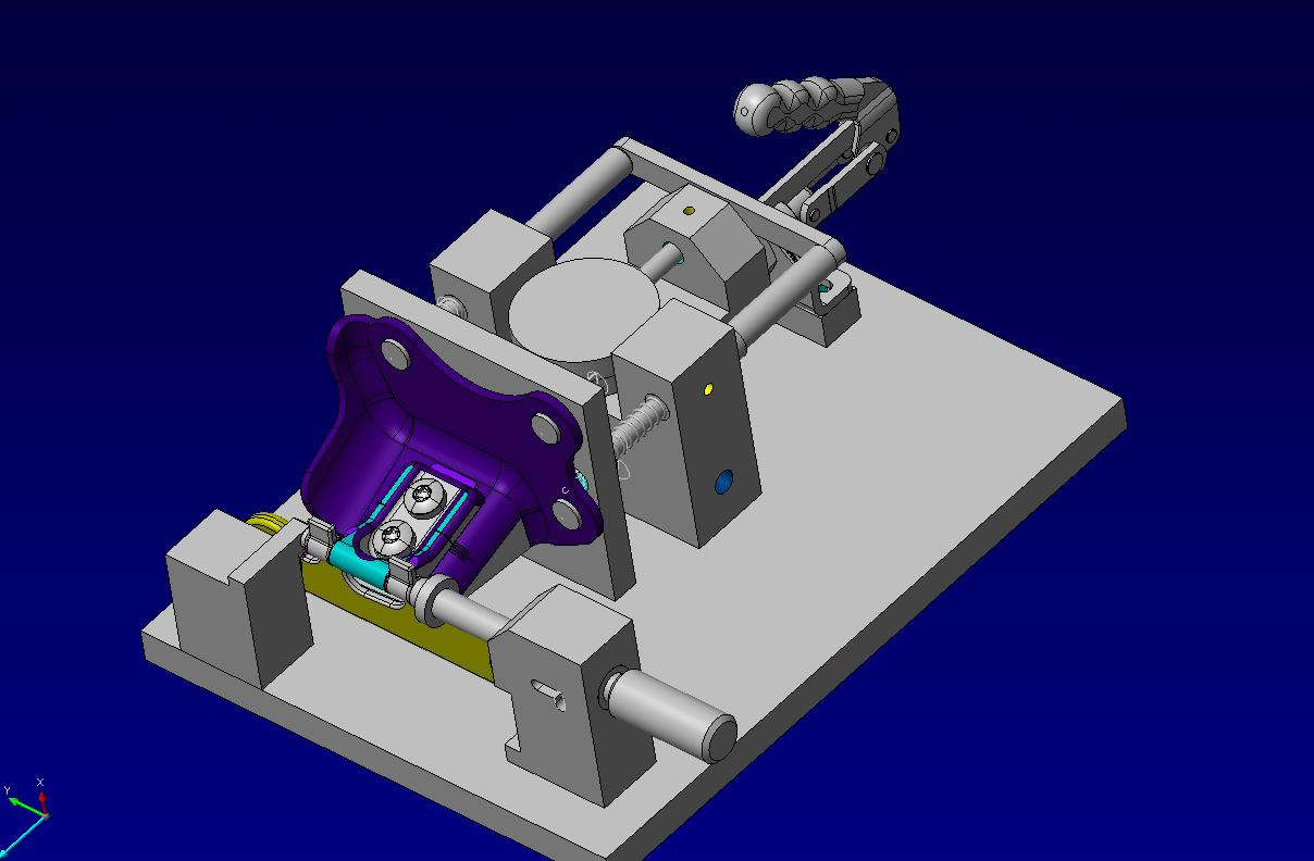Machining Jigs And Fixtures : Mercury special gauges